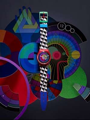 Pop Art Watches