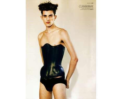 67 Gender-Bending Mens Fashions