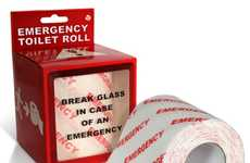 Emergency Bathroom Supplies - Save Lives and Underwear With the Emergency Toilet Roll