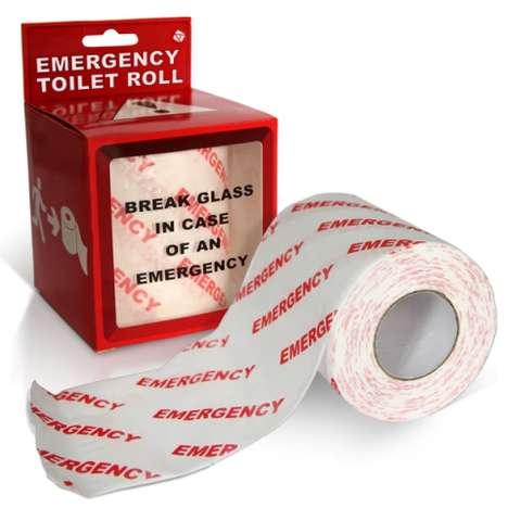 Emergency Bathroom Supplies