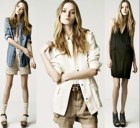 Structured Bohemian Fashion