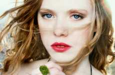 Grassy Brass Knuckles - Designer Hafsteinn Juliusson's Growing Jewelry and Green Rings are Eco-Lovin