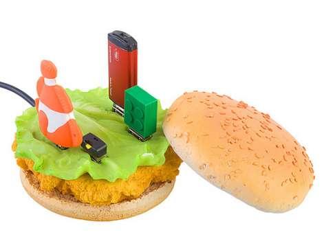 Fast Food Docks