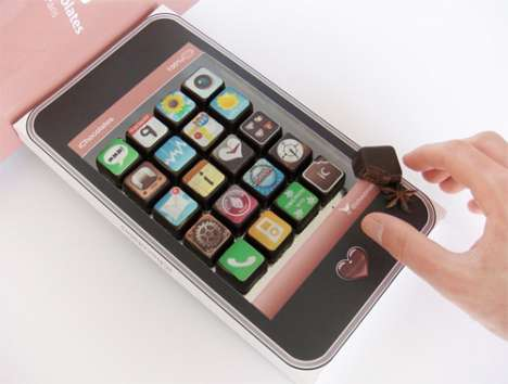 Luxury Tech Confections