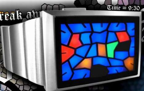 Stained Glass Chronographs
