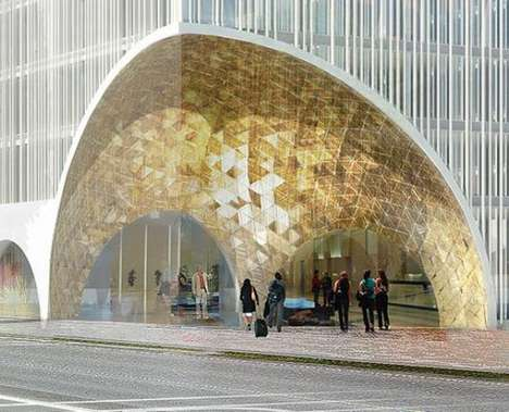 Vaulted Eco Hotels