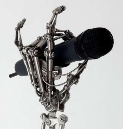 Robotic Music Accessories