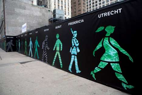 Crowdsourced Crosswalk Art