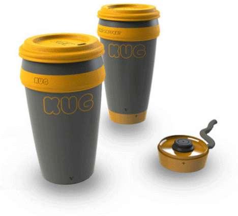 Double-Duty Mugs