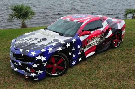 Soldier-Supporting Supercars