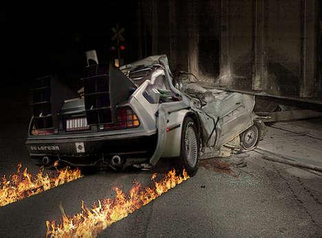 Stunt Car Photography