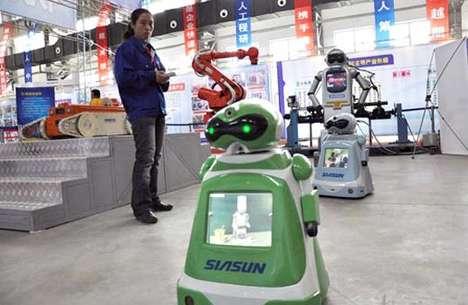 Nanny Robots