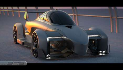 Fighter Pilot Eco Cars