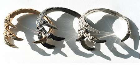 Medieval Metal Jewelry