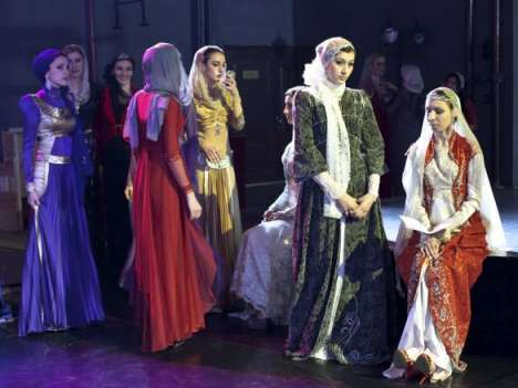 Medieval Fairytale Gowns