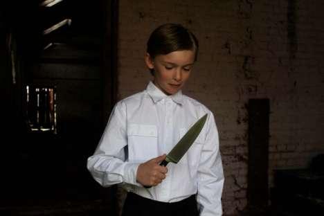 Knife-Wielding Kids