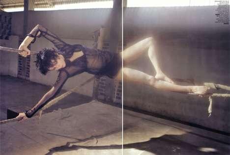 Gravity-Defining Ballerinas