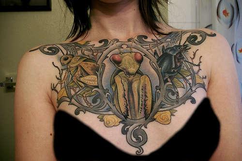 dfb944525652 85 Seriously Strange Tattoos