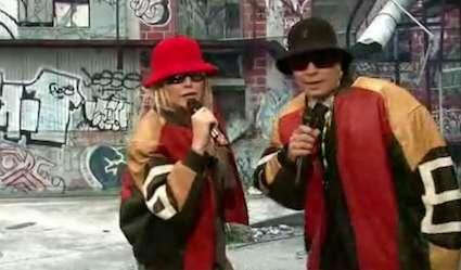 Unlikely Celeb Rap Duos
