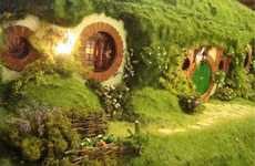 Mini Hobbit Homes - Maddie Chamber's Miniature Wonder from the Shire