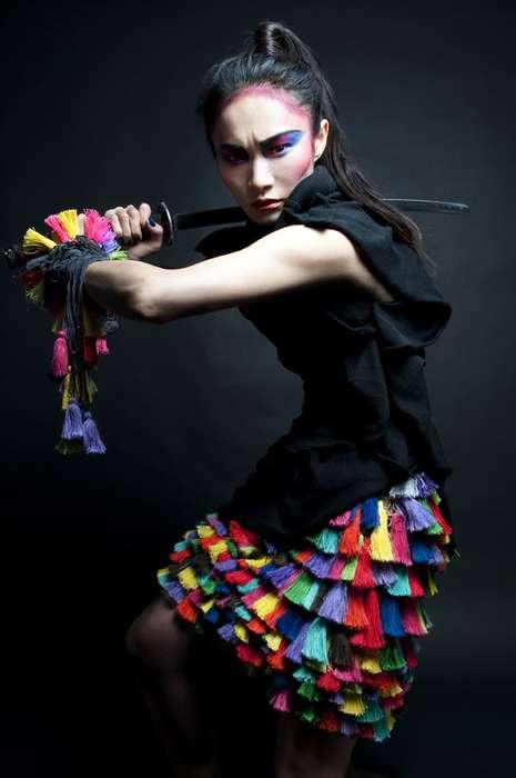 Wearable Wool Armor