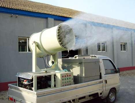 Deodorant Cannons