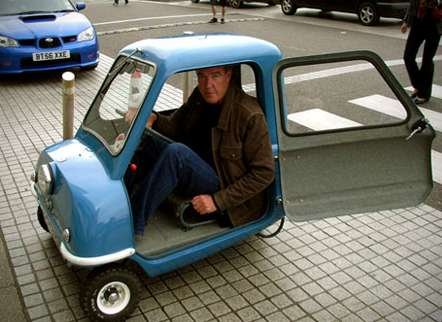 Bite-Sized Microcars