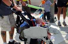 Star Wars Baby Strollers - The AT-AT Baby Stroller is Perfect For the Nerd Parent