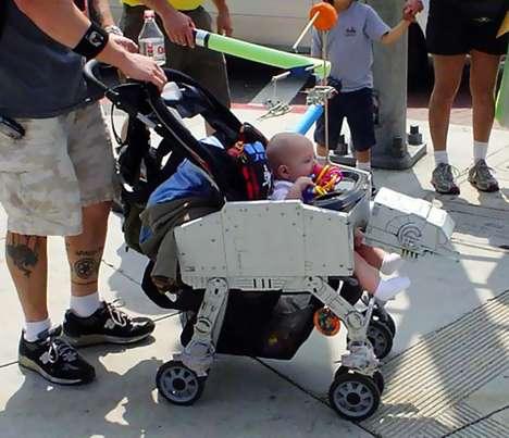 Star Wars Baby Strollers