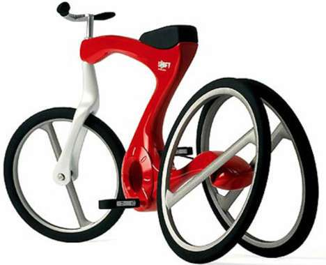 24 Tricked-Out Tricycles