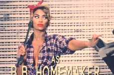 Vintage Housewife Music Vids - Beyonce Uses the Past for her New Video 'Why Don't You Love Me'