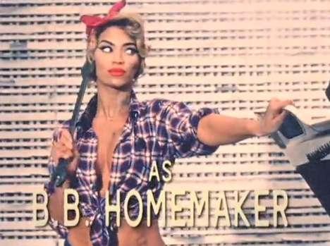 Vintage Housewife Music Vids