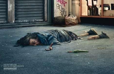 Sinking Street Ads