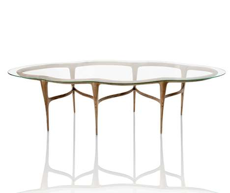 Intricate Elven Tables