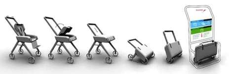 Transformer Baby Strollers