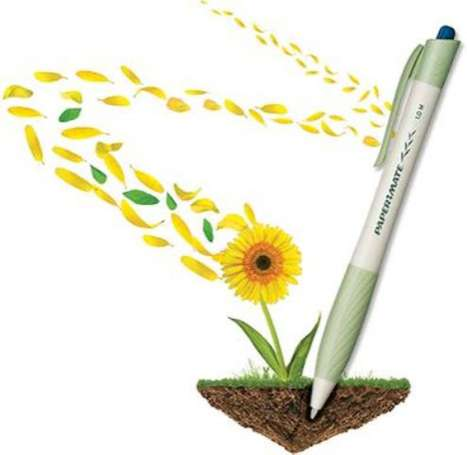 Biodegradable Writing Utensils