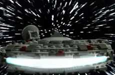 LEGO Film Trilogies - 'Star Wars' in LEGO Sums Up All 3 Films in 2 Minutes