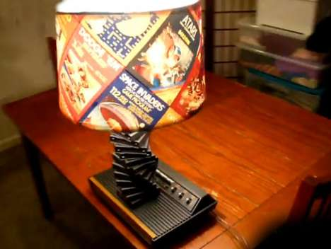 Retro Gamer Lighting
