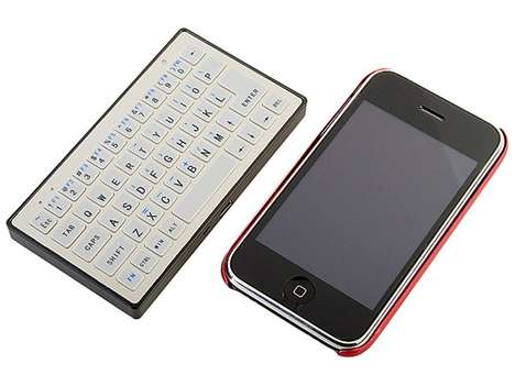 Itty-Bitty iPad Keyboards