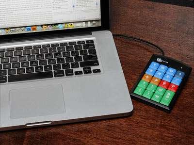 External E-Mail Keyboards