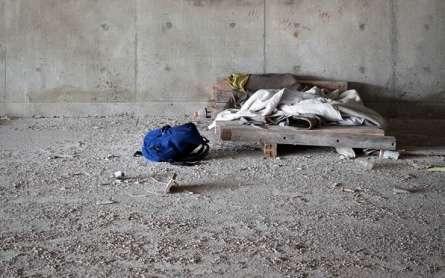 Homeless Bedtography