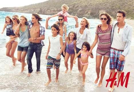 Ageless Swimwear Ads
