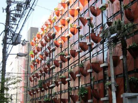 Potted Plant Buildings