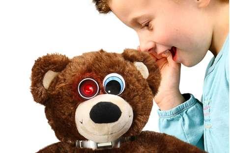 Teddy Bear Traitors