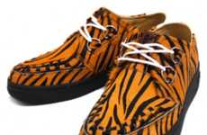 Animal Collector Kicks - The Ambush & Bape 'Animal Pack' is a Safari for Your Shoe Closet