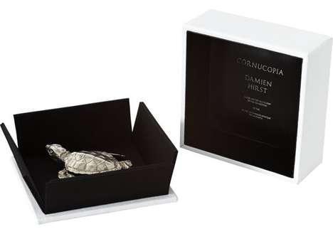 $10,000 Turtle Sculptures