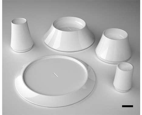 12 Diet-Friendly Dinnerware Designs