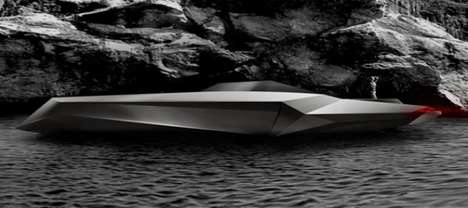 Stealthy Eco Yachts