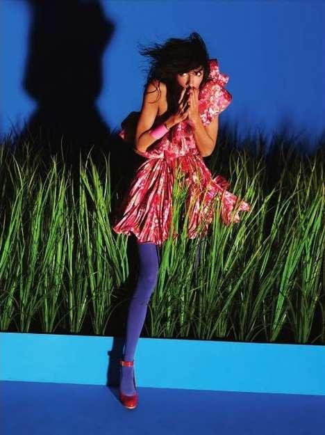 Neon Jungle Fashiontography