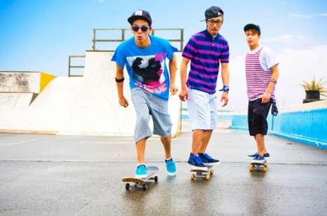 Ultra Bright Skate Fashion